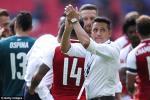 Wenger xac nhan se khong co su phuc vu cua Alexis Sanchez