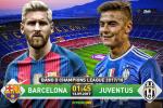 Barca 3-0 Juventus: Thien tai Lionel Messi va phan con lai