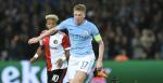 Man City thuong lon cho Kevin de Bruyne