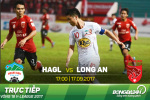 HAGL 1-2 Long An (KT): Chien thang dau tay cua HLV Minh Phuong