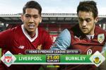 Liverpool 1-1 Burnley (KT): The Kop bat luc tren san nha