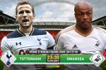 Tottenham 0-0 Swansea (KT): Spurs hoa that vong tren san nha