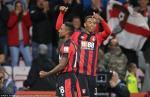 Tong hop: Bournemouth 2-1 Brighton (Vong 5 NHA 2017/18)