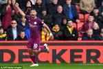Tong hop: Watford 0-6 Man City (Vong 5 NHA 2017/18)