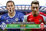 LINK XEM TRUC TIEP Chelsea vs Arsenal 19h30 ngay 17/9 (NHA 2017/18)