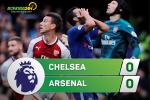 Tong hop: Chelsea 0-0 Arsenal (Vong 5 NHA 2017/18)
