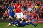 Mourinho được ca ngợi vì có công nâng tầm Martial