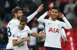 Tổng hợp: Tottenham 1-0 Barnsley (Vòng 3 cúp Liên đoàn Anh 2017/18)