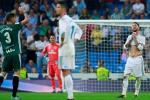 Người Real bàng quan sau trận thua sốc trước Betis