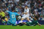 Chấm điểm Real Madrid 0-1 Real Betis: Hoan hô cựu Kền kền!