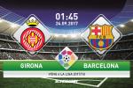 Girona vs Barca (1h45 ngày 24/9): Khi Messi lo cả thế giới…