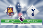 West Ham 2-3 Tottenham (KT): Spurs thang nghet tho derby London