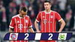Bayern Munich 2-2 Wolfsburg: Sa co ngay tai hang Hum