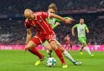 Tong hop: Bayern Munich 2-2 Wolfsburg (Vong 6 Bundesliga 2017/18)