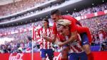 Atletico Madrid 2-0 Sevilla: Leo lên ngôi nhì bảng