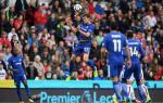 """Du am Stoke 0-4 Chelsea: An tuong """"da tang"""" Christensen"""