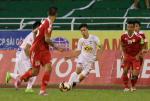 Tổng hợp: TPHCM 1-0 HAGL (Vòng 19 V-League 2017)