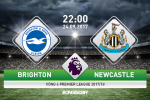 Brighton 1-0 Newcastle (KT): Thang loi sat nut