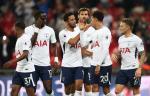 West Ham 2-3 Tottenham: Khong Dembele, Spurs khong ton tai