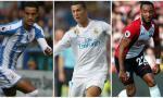 Ngôi sao Ronaldo rơi vào nhóm hoang phí cơ hội nhất châu Âu