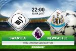 Swansea 0-1 Newcastle (KT): Tan binh ca khuc khai hoan ngay tren san doi phuong