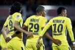 Tong hop: Metz 1-5 PSG (Vong 5 Ligue 1 2017/18)
