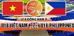Tong hop: U18 Viet Nam 5-0 U18 Philippines (Giai U18 Dong Nam A 2017)
