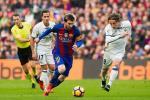 Real Madrid khong choi bong da dep nhu Barcelona