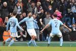 Tong hop: Man City 2-1 Bristol City (Ban ket cup Lien doan Anh)