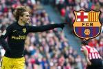 Griezmann bat ngo tim nha o thanh pho Barcelona
