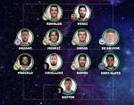 Nhung thong tin thu vi ve doi hinh tieu bieu nam 2017 cua UEFA
