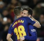 Tong hop: Barca 5-0 Celta Vigo (Cup Nha vua TBN 2017/18)