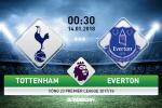 Tottenham vs Everton (00h30 ngay 14/1): Top 4 thang tien