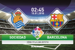 Sociedad 2-4 Barca (KT): Man thang nguoc dinh cao tai tu dia Anoeta