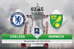 Chelsea vs Norwich (2h45 ngay 18/1): Can chinh thuoc ngam