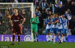 Tổng hợp: Espanyol 1-0 Barca (Tứ kết cúp Nhà vua TBN 2017/18)
