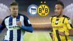 Nhận định Hertha Berlin vs Dortmund 02h30 ngày 20/1 (Bundesliga 2017/18)