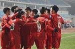 Hai ban thang lien tiep cua Van Duc, Duc Chinh tran U23 Viet Nam vs U23 Iraq