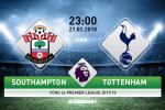 Southampton 1-1 Tottenham (KT): Bat phan thang bai