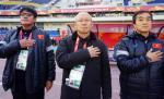 Những khoảnh khắc của HLV Park Hang-seo ở trận bán kết lịch sử của U23 Việt Nam