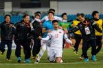 9 cau thu U23 Viet Nam nhan thuong 1,8 ty dong sau ngoi A quan chau luc