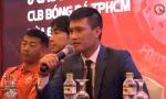 Le Cong Vinh chay dua ghe nong VFF