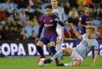 Tong hop: Celta Vigo 1-1 Barca (Cup Nha vua TBN 2017/18)