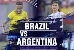Nhận định Brazil vs Argentina (1h ngày 17/10): 2 gã khổng lồ, 2 số phận