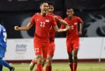 Video tong hop: Campuchia 1-2 Singapore (Giao huu quoc te)