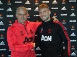 Mourinho: Hợp đồng mới của Luke Shaw là hoàn toàn xứng đáng