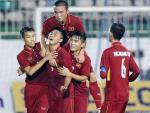 Nhan dinh U19 Viet Nam vs U19 Jordan (16h00 ngay 19/10): 3 diem cho giac mo World Cup