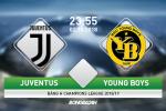 Juventus 3-0 Young Boys: Vang Ronaldo, tieu Messi thang hoa voi cu hattrick