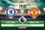 Chelsea 2-2 MU (KT): Man ruot duoi sieu kich tinh tai Stamford Bridge