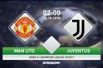 MU 0-1 Juventus: Ronaldo gop chut cong suc ha sat doi bong cu